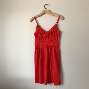 Banana Republic mini spaghetti straps  dress